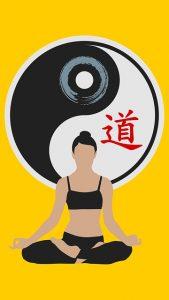 Vivre en harmonie avec le yin et le yang